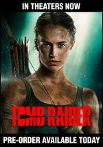 Tomb Raider [4K Ultra HD Blu-ray] - Roar Uthaug