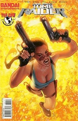Tomb Raider Tankobon: Volume 4 - Rieber, John Ney, and Hughes, Adam, and Bonny, James