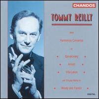 Tommy Reilly plays Harmonica Concertos - Gunther Salber (violin); Tommy Reilly (harmonica)
