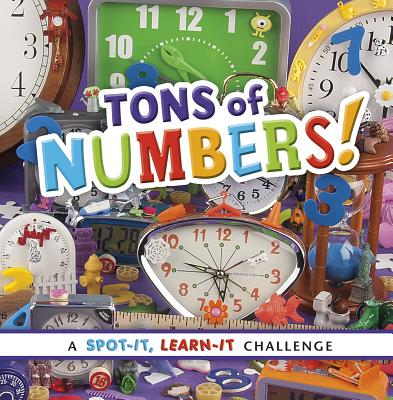 Tons of Numbers! - Schuette, Sarah L