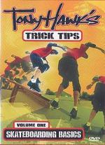 Tony Hawk's Trick Tips