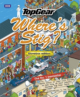 Top Gear: Where's Stig?: Glovebox Edition - Master, Matt