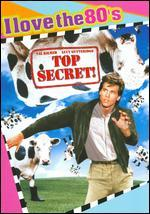 Top Secret! [I Love the 80's Edition] [DVD/CD]