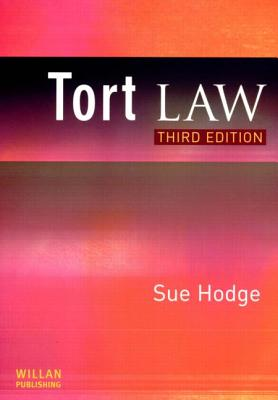 Tort Law - Hodge, Sue