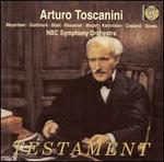 Toscanini conducts Bizet, Mozart, Copland, etc.