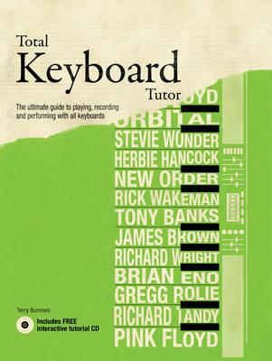Total Keyboard Tutor - Burrows, Terry