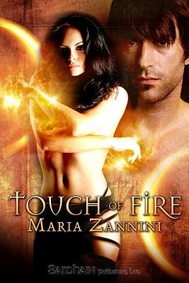 Touch of Fire - Zannini, Maria