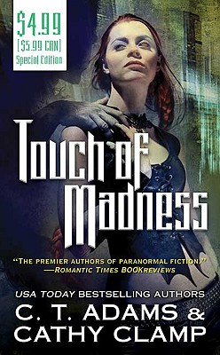 Touch of Madness - Adams, C T, and Clamp, Cathy