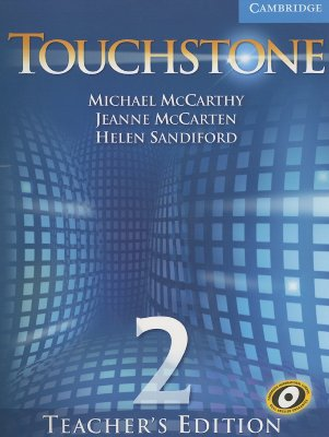 Touchstone 2 - McCarthy, Michael J, Professor, and McCarten, Jeanne, and Sandiford, Helen