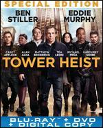 Tower Heist [Includes Digital Copy] [UltraViolet] [Blu-ray]