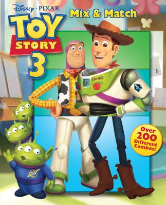 Toy Story 3 Mix & Match - Roe, David