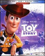 Toy Story [Includes Digital Copy] [Blu-ray/DVD]
