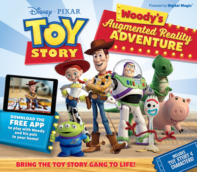 Toy Story - Woody's Augmented Reality Adventure - Carlton Books (Editor)