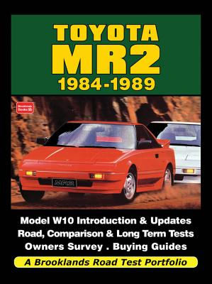 Toyota Mr2 1984-1989 - Clarke, R (Compiled by)