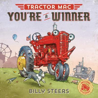 Tractor Mac You're a Winner - Steers, Billy