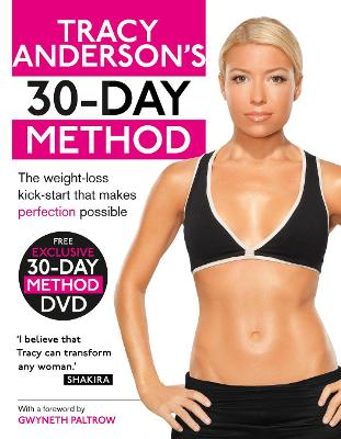 Tracy Anderson's 30-Day Method - Anderson, Tracy