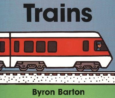 Trains Board Book -