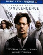Transcendence [2 Discs] [Includes Digital Copy] [Blu-ray/DVD]