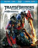 Transformers: Dark of the Moon [Blu-ray] - Michael Bay