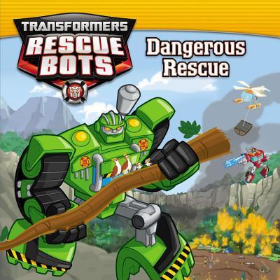 Transformers Rescue Bots: Dangerous Rescue - Snider, Brandon T