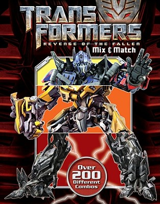Transformers: Revenge of the Fallen Mix and Match - Reader's Digest, and Roe, David