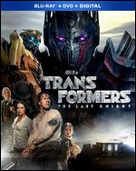 Transformers: The Last Knight [Includes Digital Copy] [Blu-ray/DVD] - Michael Bay