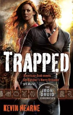 Trapped - Hearne, Kevin