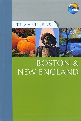 Travellers Boston & New England - Holmes, Robert