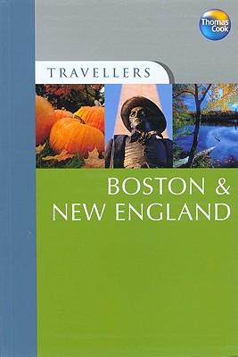 Travellers Boston & New England - Holmes, Robert