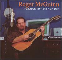 Treasures from the Folk Den - Roger McGuinn