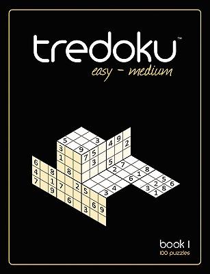 Tredoku - Easy-Medium 1 - Mindome Games, Games