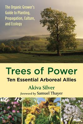 Trees of Power: Ten Essential Arboreal Allies - Silver, Akiva, and Thayer, Samuel (Foreword by)