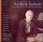 Tribute to Andrew Imbrie in Celebration of His Eightieth Birthday