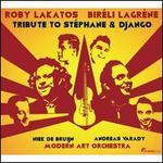 Tributet to Stephane & Django