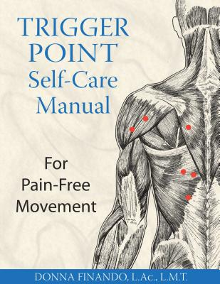 Trigger Point Self-Care Manual: For Pain-Free Movement - Finando, Donna, AC