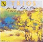 Trios for Clarinet, Piano & Cello