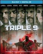 Triple 9 [Includes Digital Copy] [Blu-ray]