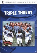 Triple Threat - Jean Yarbrough