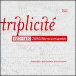 Triplicité 1350-1450