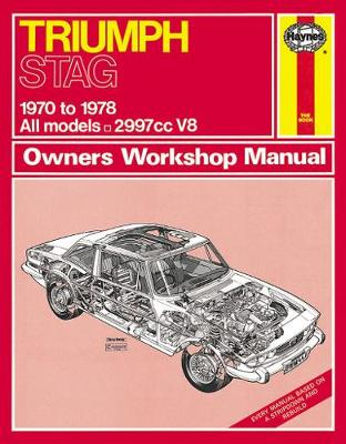 Triumph Stag Owners Workshop Manual -