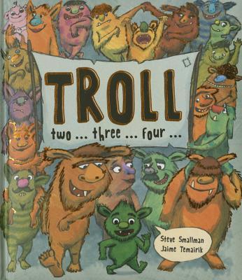 Troll Twothreefour - Steve Smallman