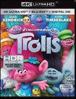 Trolls [Includes Digital Copy] [4K Ultra HD Blu-ray/Blu-ray]