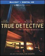 True Detective: The Complete Second Season [Blu-ray]
