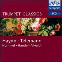 Trumpet Classics - Bernard Soustrot (trumpet); Consortium Musicum; Edward H. Tarr (trumpet); Iona Brown (violin); John Wilbraham (trumpet);...