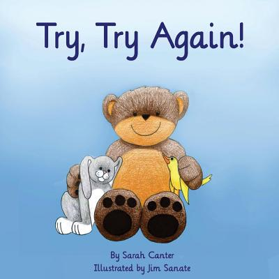 Try, Try Again! - Canter, Sarah