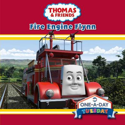 Tuesday: Fire Engine Flynn -