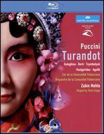 Turandot (Palau de les Arts Reina Sofia) [Blu-ray]