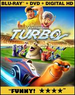 Turbo [2 Discs] [Includes Digital Copy] [Blu-ray/DVD] - David Soren