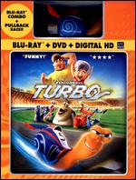 Turbo [2 Discs] [With Toy Racer] [Blu-ray/DVD] - David Soren