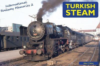 Turkish Steam - Baker, Allan C.
